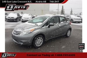 2014 Nissan Versa Note AUXILARY INPUT, CRUISE CONTROL, BLUETOOTH