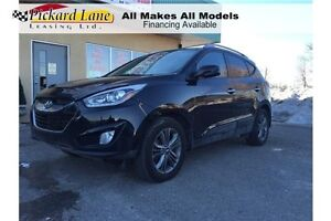 2015 Hyundai Tucson GLS FULLY LOADED! LEATHER, SUNROOF, REAR...