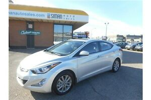 2016 Hyundai Elantra Sport Appearance Super Low Km /No PST