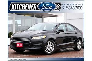 2016 Ford Fusion SE S/FWD/SIRIUS/HTD MIRRORS/HTD SEATS/NAVI/R...