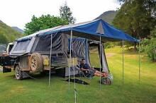 Dakar Family Walk up Camper with EVAKOOL Fridge Tons of Storage Meadowbrook Logan Area Preview
