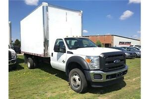 2015 Ford F550 !!! COMMERCIAL FINANCING AND LEASING AVAILABL - Kitchener / Waterloo Kitchener Area image 8