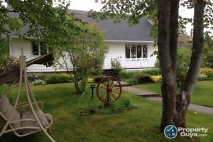 Located in the village of Culls Harbour (no property taxes)
