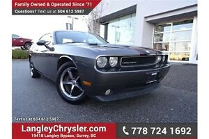 2010 Dodge Challenger SE/SXT LOCALLY DRIVEN & ONE PREVIOUS OWNER
