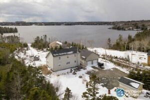 A perfect 5 bed/2.5 bath home on 2 ac waterfront lot!