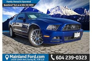 2014 Ford Mustang V6 LOW KM'S, LOCALLY DRIVEN