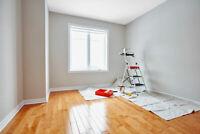 Interior painter. One room $ 120.