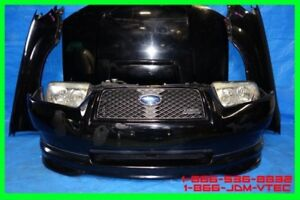 JDM Subaru Forester SG5 Sport Front End Conversion Headlights