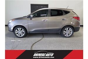 2012 Hyundai Tucson Limited LEATHER, AWD, NO ACCIDENTS
