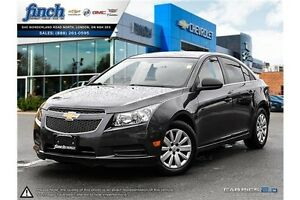 2011 Chevrolet Cruze LS LS|MANUAL|1.8L|FUEL SAVER!