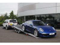 Professional Car Transport, Dedicated Single Vehicle Transporters - Not Roadside Recovery