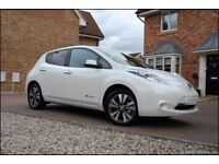 Nissan Leaf Tekna (Battery Owned)
