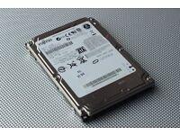 "Fujitsu 60GB 2.5"" Internal SATA Hard Drive"