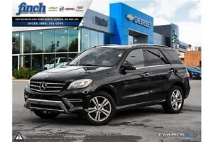 2014 Mercedes-Benz M-Class BLUETEC|SUNROOF|NAV|HARMON KARDON|...
