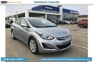 2015 Hyundai Elantra GL Heated Seats - Active Eco - Bluetooth