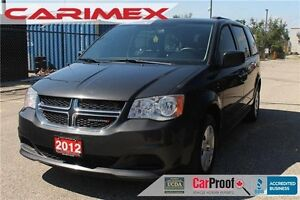 2012 Dodge Grand Caravan SE/SXT | 7 Passenger | CERTIFIED Kitchener / Waterloo Kitchener Area image 1