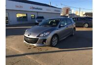 2013 Mazda 3 GS-SKY Easy access Hatchback! Very fuel efficient!