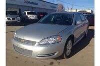 2012 Chevrolet Impala LT Full sized Sedan!