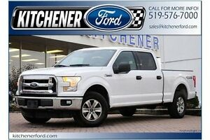 2015 Ford F-150 XLT XLT/4X4/PLOW PKG/TOW PKG/PWR GROUP/ALLOYS...