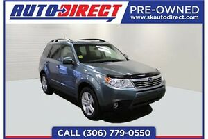 2009 Subaru Forester 2.5 X Limited Package