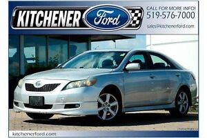 2007 Toyota Camry SE/AUTO/AC/ALLOYS/PWR GROUP/NICE PRICE!