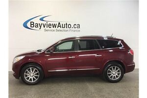 2016 Buick ENCLAVE - AWD! SUNROOF! LEATHER! 7 RIDER! BLUETOOTH!