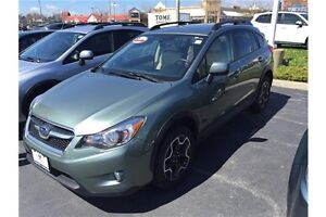 2014 Subaru XV Crosstrek Touring Low Kilometers!