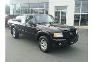2011 Ford Ranger Sport 4x4 Low Kms