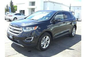 2015 Ford Edge SEL AWD, LEATHER, ROOF, NAV, HEATED SEATS