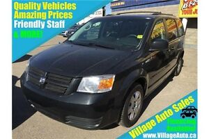 2008 Dodge Grand Caravan SE DVD PLAYER, SUPER CLEAN!