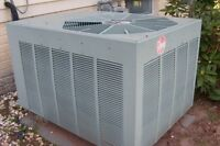 Independent AC installer available