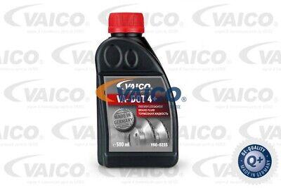 Bremsflüssigkeit Original VAICO Qualität V60-0235 für V60 Flasche DOT 4+ 0,5 VW