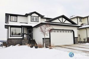 *** REDUCED *** Two storey 4 bed/4 bath walkout in Eagle Ridge