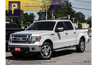 2010 Ford F-150 Lariat Leather/Chrome/Roof/Nav/Camera