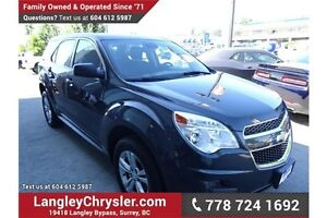 2014 Chevrolet Equinox LS w/ Power Accessories & A/C