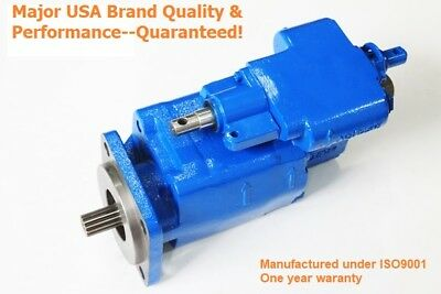 G102-lms-20 Hydraulic Dump Pump Dire Mount Ccw 2.0 Gear Manual Oem Quality