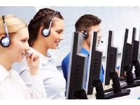 8 x Call Centre / Telesales Advisor