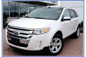 2013 Ford Edge SEL SEL/AWD/LEATHER/V6/PANO ROOF/CAMERA/PLATINUM Kitchener / Waterloo Kitchener Area image 3