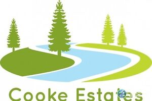Corner Lot in Cooke Estates!