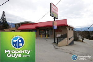 Convenience store and Home! Creston 197832 REDUCED!