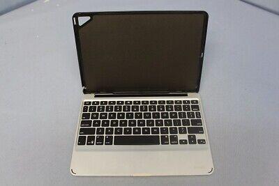 ZAGG ID6ZF2-BB0 Apple iPad Air 2 Slim Book Bluetooth Keyboard & Detachable Case