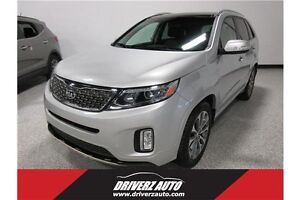 2014 Kia Sorento SX, 7 PASSENGER, LOADED, NO ACCIDENTS, AWD
