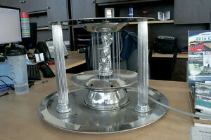 CAKE STAND + DRINKING FOUNTAIN