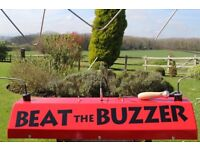 Riches Entertainments | Beat The Buzzer | from £35.00 | ***Nationwide Hire***