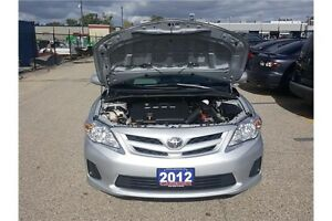 2012 Toyota Corolla CE | ONLY 63K | CERTIFIED Kitchener / Waterloo Kitchener Area image 19