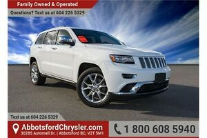 2014 Jeep Grand Cherokee Summit Fully Loaded
