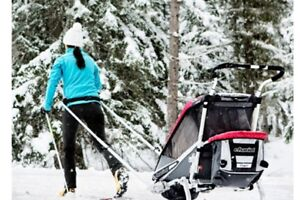 Wanted - Thule Chariot Ski Accessory