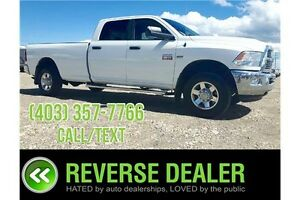2012 RAM 2500 SLT Tow Package, Cruise Control, Long Box