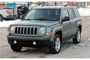 2012 Jeep Patriot Sport/North | 4x4 | ONLY 61K | CERTIFIED +...