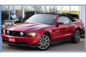 2010 Ford Mustang GT CONVERTIBLE!!/5 SPD/LEATHER/HTD SEATS/NA... Kitchener / Waterloo Kitchener Area image 18